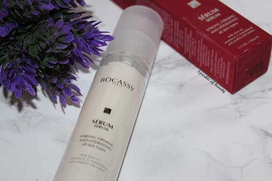 Sparkle of beauty: Bocassy Paris hidratantni serum za lice