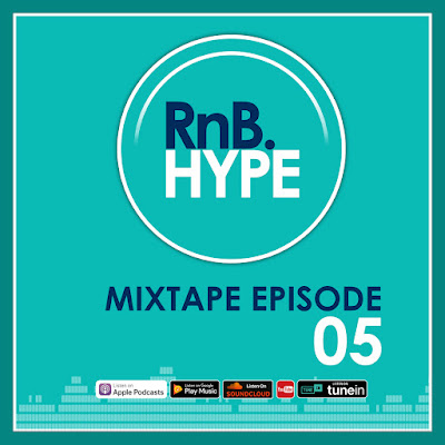 RnB Hype Mixtape Episode 05 (ft  Tinashe, St Cyr, Rayven