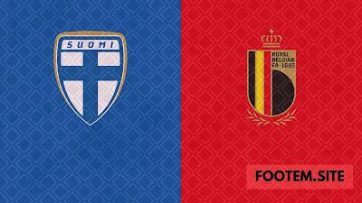 Finland vs Belgium 28