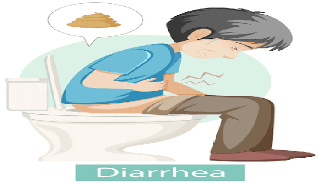 Penyebab diare cair akut