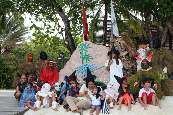 Halloween celebrations at Lily Beach Resort Maldives - Spooktacular Bonanza 2020!