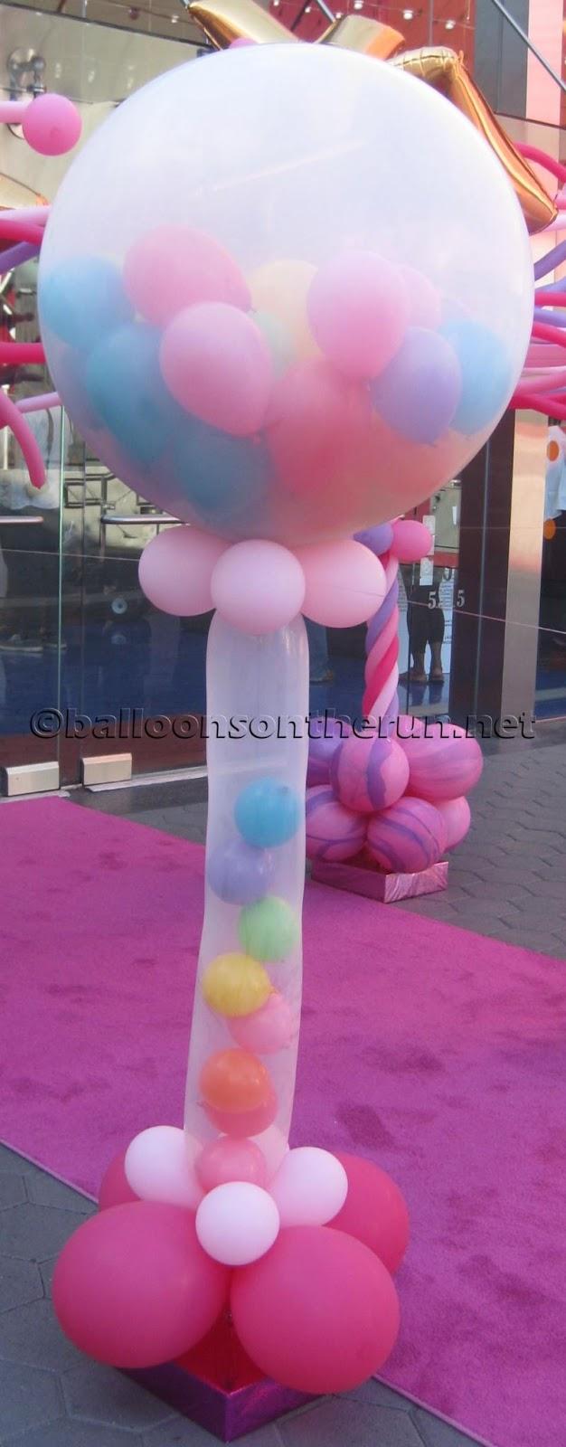 Balloon Designs Pictures Balloon Column