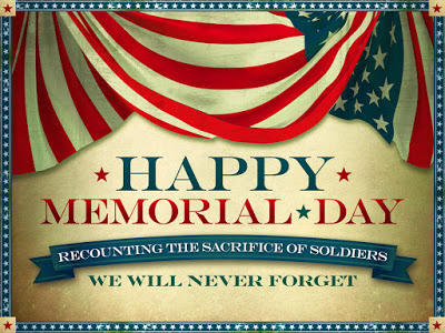 Memorial Day 2017 Greeting Cards