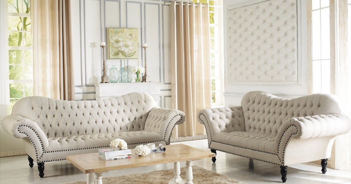 Antique Victorian Sofa Set: Modern Victorian Sofa