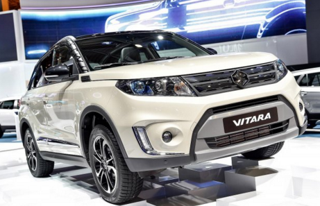 2017 Suzuki Grand Vitara Release Date