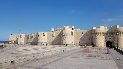 Mura Cittadella di Qaitbay