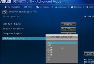 Buffer BIOS