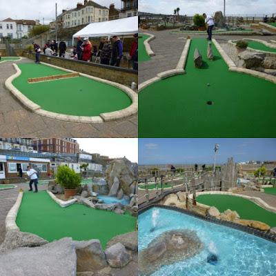 Strokes Adventure Golf in Margate