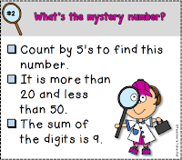 Example of mystery number