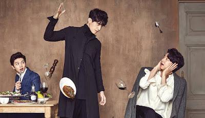 sung jae, lee dong wook dan gong yoo