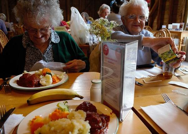 Vieillissement : adapter son alimentation avec l'âge