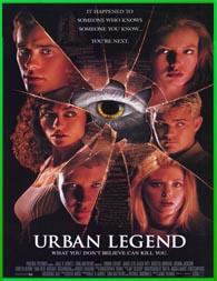 Leyenda urbana (1998)   DVDRip Latino HD Mega