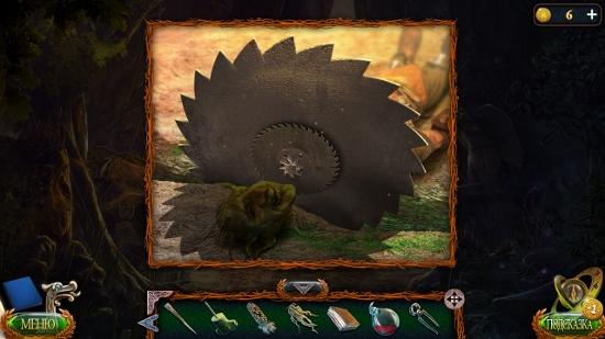 снимаем хороший диск в игре затерянные земли 4 скиталец