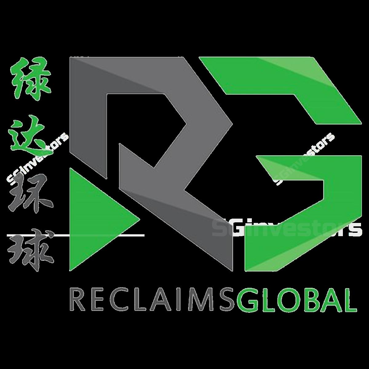 RECLAIMS GLOBAL LIMITED (SGX:NEX) @ SGinvestors.io