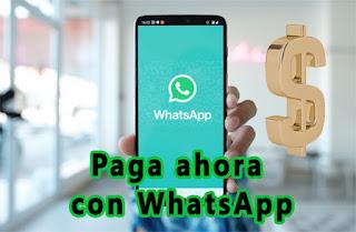 whatsapp pagos llega al mundo