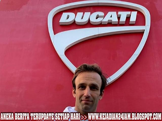 Ducati Sambut Hangat Kedatangan Johann Zarco
