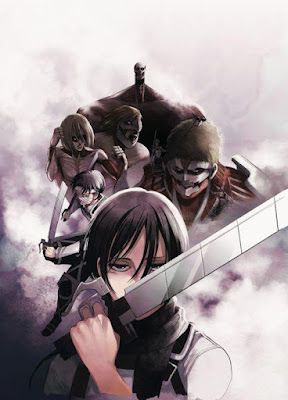 Attack on Titan Final Volume Barnes and Nobles Variant Cover