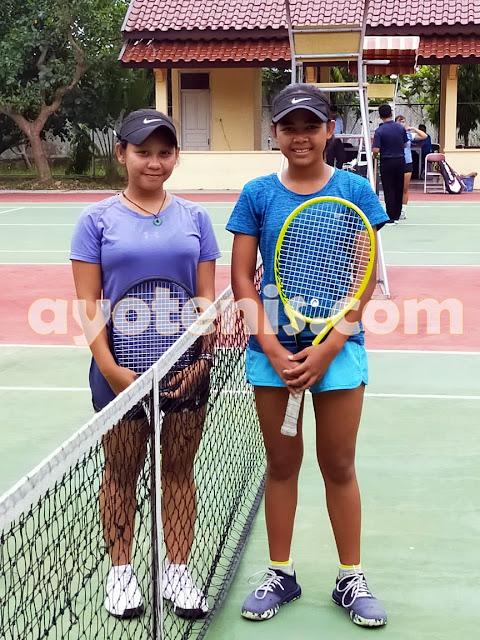 Kejurnas Tenis Yunior Piala Pengkab Pelti Klaten: Hasil Hari Kedua, Jumat (3 Desember 2020)