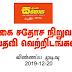 Government Vacancy - Lanka Sathosa