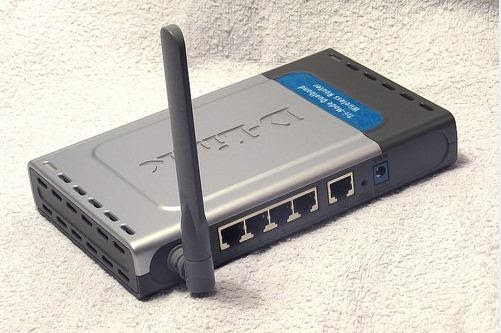 The Router Hardware