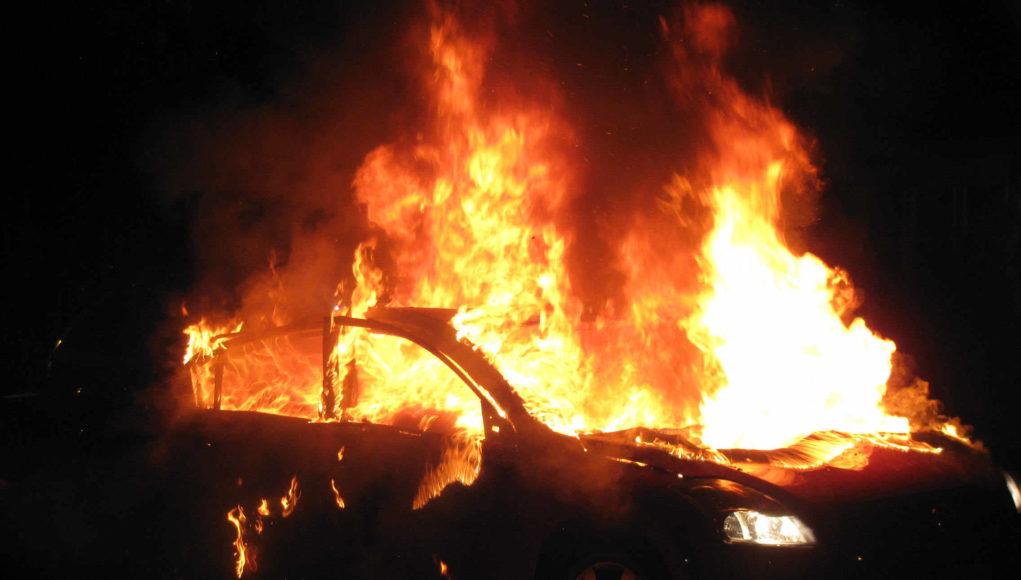 Ξάνθη: Έκαψαν - ξανά - κλεμμένο ΙΧ στο Δροσερό