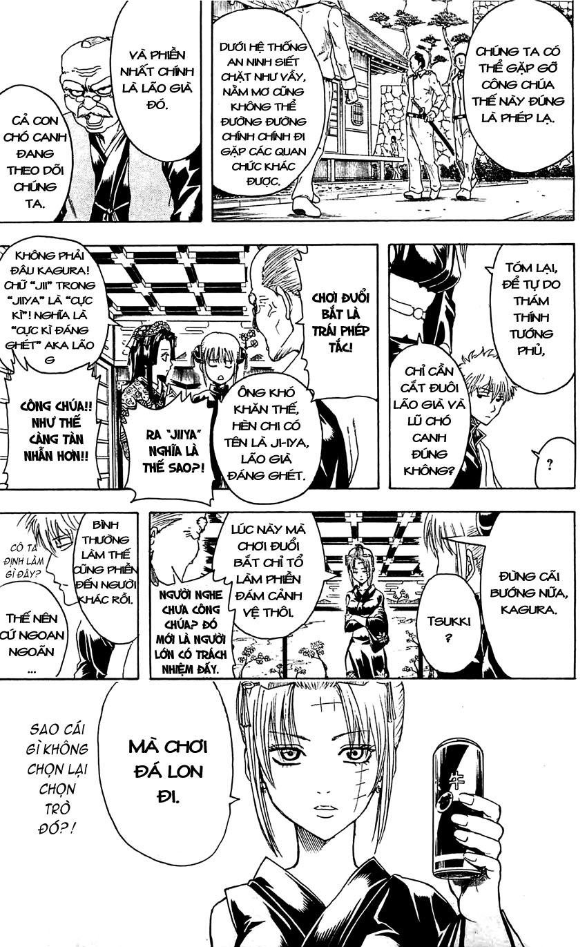 Gintama Chap 387 page 14 - Truyentranhaz.net