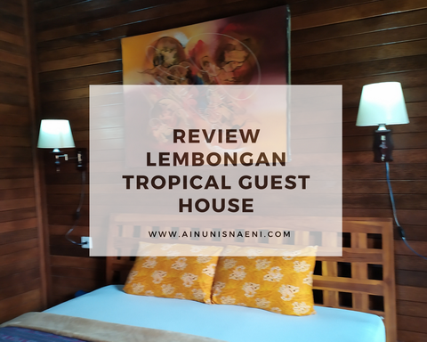lembongan tropical guest house