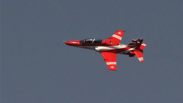 Surya Kiran - Indian Air Force - BAE Hawk - 14