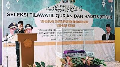 Muslimin Bando Buka Seleksi Tilawatil Quran dan Hadis