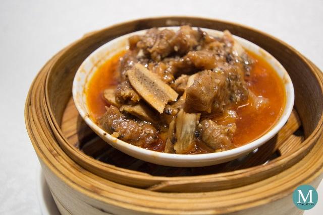 Steamed Pork Ribs by Shang Palace at Shangri-La Hotel Guilin