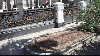 sejarah makam Gus Dur
