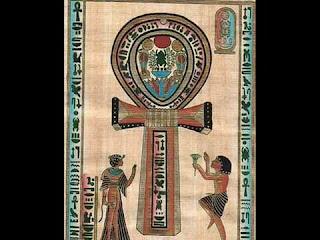 Amuletos y Talismanes: Cruz Ansada