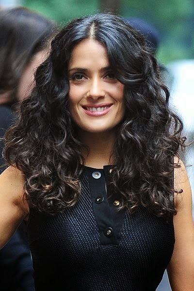 See more Salma! - Curly Women's Hairstyles