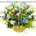 Λουλούδια με  ευχές ονομαστικής  εορτής...giortazo.gr