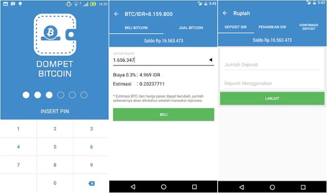 Aplikasi Dompet Bitcoin Indonesia untuk Android