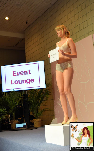 Empreinte featured in the Event Lounge Fashion Show at CURVEXPO CURVE NEW YORK