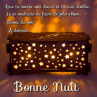 Texte d'amour romantique le soir pour souhaiter bonne nuit