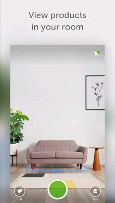 Aplikasi desain dan dekorasi