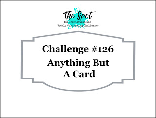 Challenge #126 - Anything But A Card