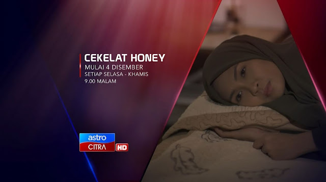 drama cekelat honey