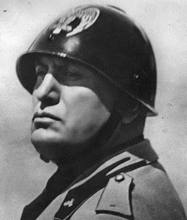 Benito Mussolini rejected Schuster's attempt to broker a truce with partisans