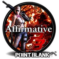 "Radio Chat Point Blank ""Affirmative"""