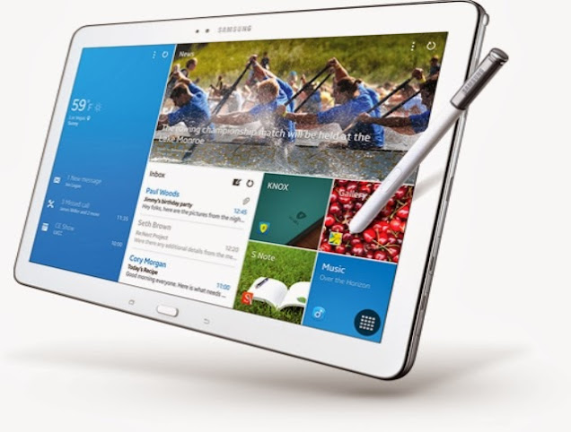 Samsung Galaxy Tab Pro 10.1 Release Date, Price, Specs Review 2014