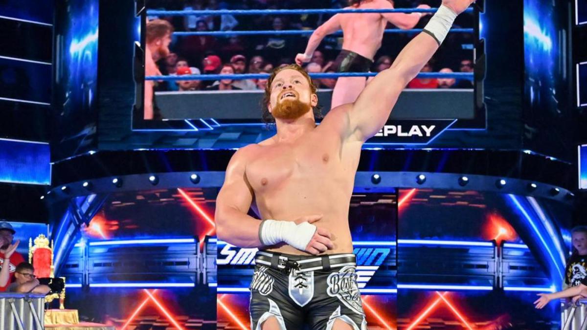 IMPACT Wrestling pode estar interessada em Buddy Murphy