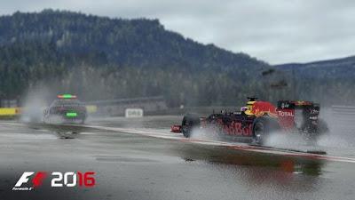 تجربة العبة سباق سيارات فورمولا واحد بطولة العالم