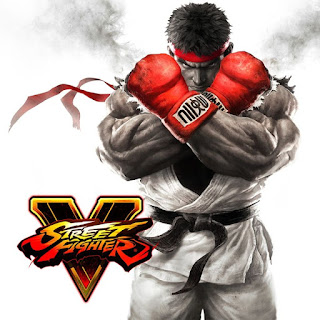 Portada de Street Fighter V para PS4