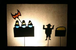 plantillas para descargar e imprimir teatro de sombras cuento tres bandidos