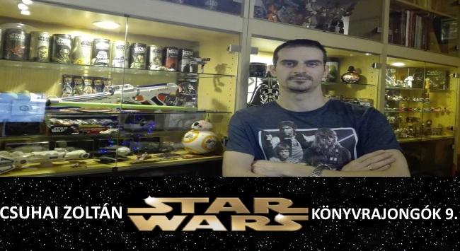 Csuhai Zoltán  – Star Wars könyvrajongók 9.