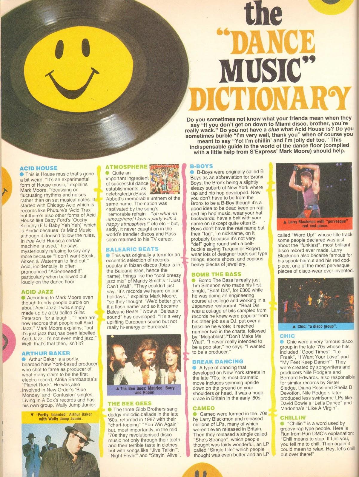 1989 Smash Hits Yearbook - Smash Hits Remembered 43