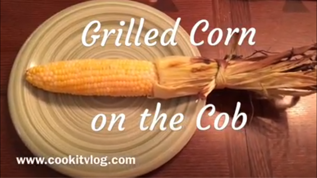 Best way to Grill Corn on the Cob Recipe